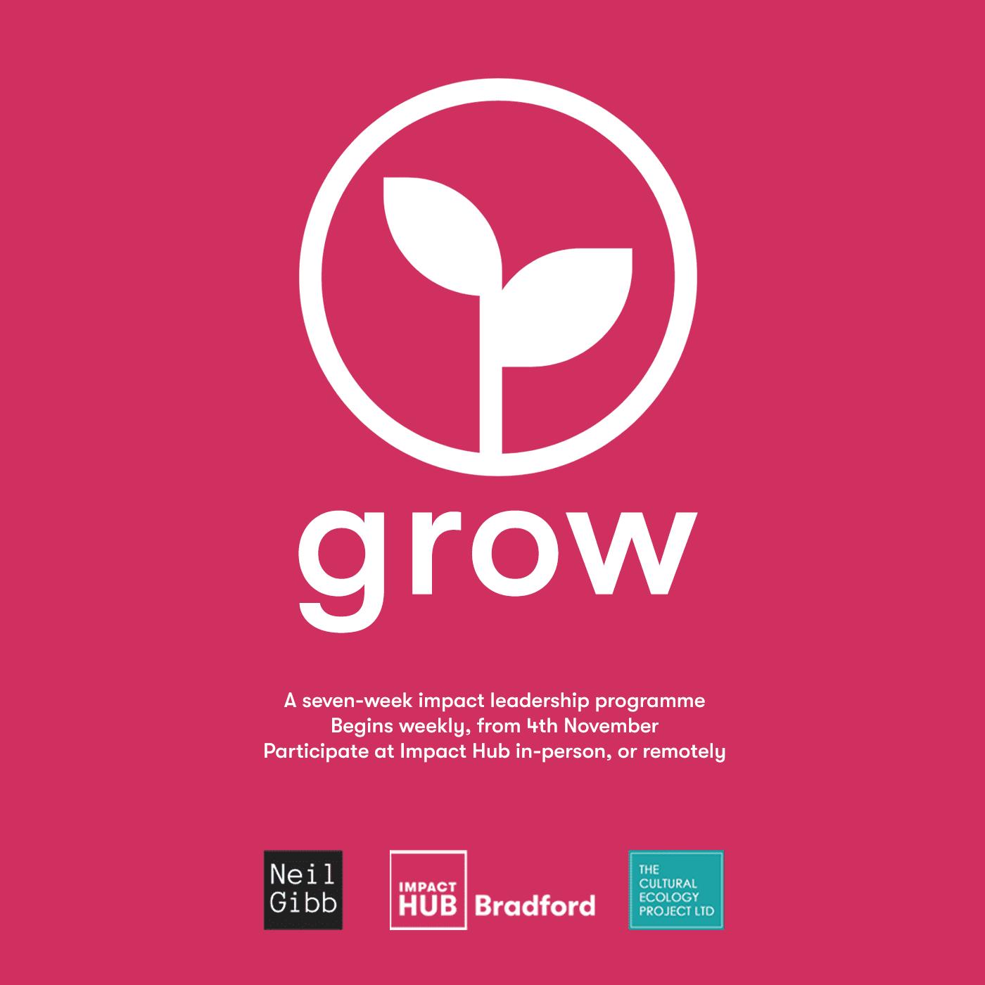 GROW: A seven-week impact leadership programme