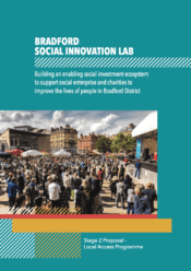 Bradford Social Innovation Lab - Proposal (December 2019)